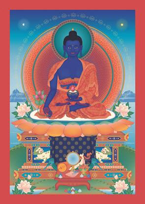 Medicine Buddha Practice