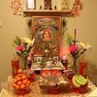 Mavis Yeh's Altar.