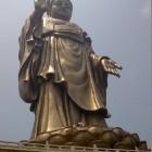 Big Buddha of Lingshan (Shakyamuni Buddha)  (288ft) Jiangsu Province, China.