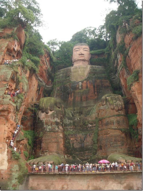 Leshan Giant Buddha Buddha-china5_thumb